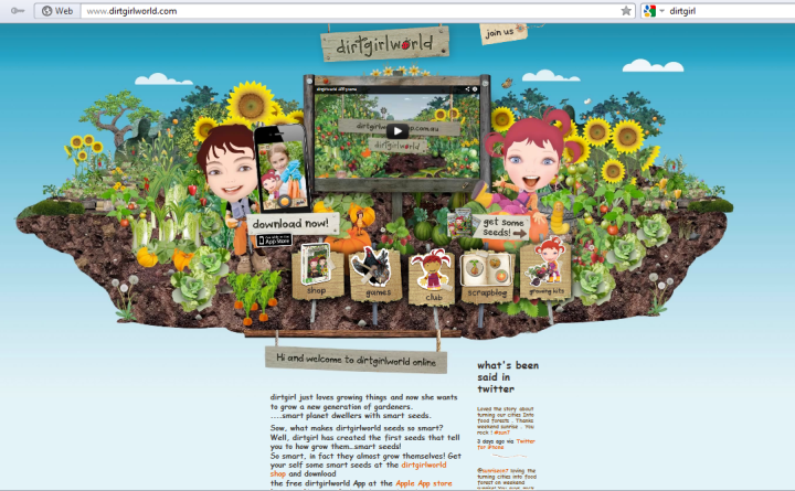 dirtgirlworld http://www.dirtgirlworld.com/