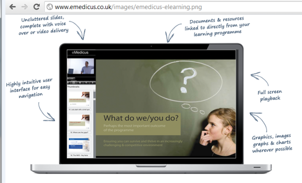 E-Learning found on: www.emedicus.co.uk