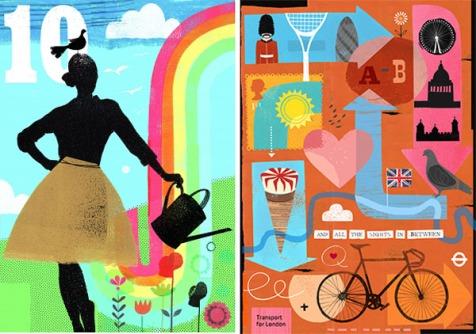Illustration by Jessie Ford, found on DzineBlog.com