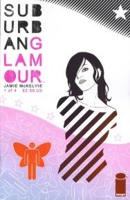 Illustration: Jamie McKelvie - Suburban Glamour Comic Series