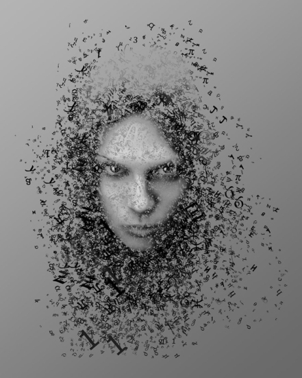 The Face by drfranken found on ChromoArt.de