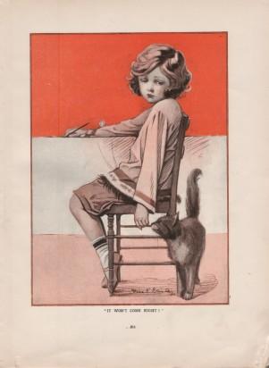 Illustrator unknown - found at: Ephemera - World of Rare Books