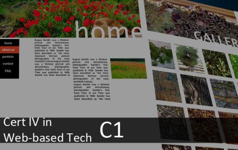Banner_Cert IV WebBTech-C1