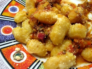 Gnocchi taste the best if homemade by an Italian nonna. Photo by Alvimann on morgueFile