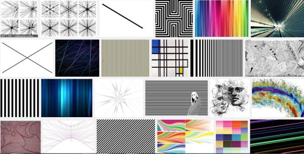 Lines Google Image Search