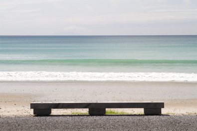 The calming effect of horizontal lines, image: courtesy of flickr.com, Photographer: jaikdean